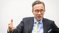 Messe-Botschafter: Matthias Wissmann, seit acht Jahren VDA-Präsident.