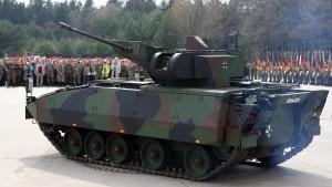 Schützenpanzer Puma wird 666 Millionen Euro teurer