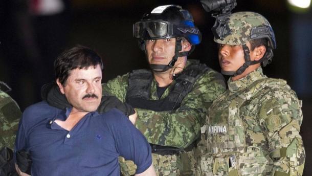 """Sean Penn interviewte """"El Chapo"""" in seinem Versteck"""