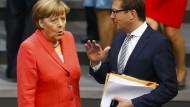 Von allen Ministern der CSU in Berlin ist er am lautesten: Bundesverkehrsminister Alexander Dobrindt