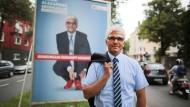 Setzte seine Herkunft im Wahlkampf selbstbewusst ein: Ashok-Alexander Sridharan
