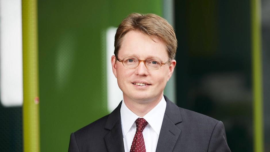 Florian Reuther, Direktor des Verbandes der Privaten Krankenversicherung (PKV).
