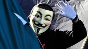 Die Vendetta des Guy Fawkes