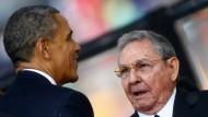 Kubas Kollaps nicht in Amerikas Interesse