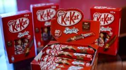 Nestlé führt Lebensmittelampel ein