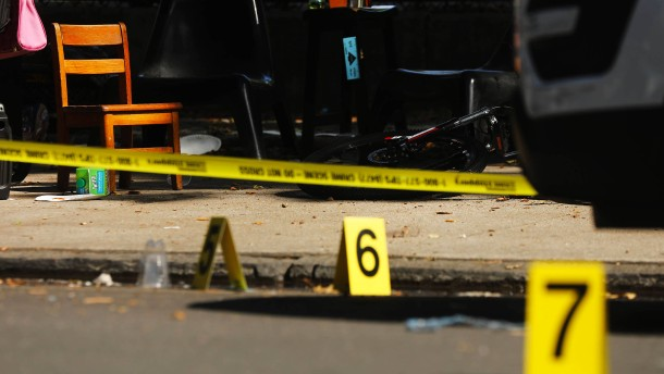 Einjähriger stirbt nach Schüssen in New York