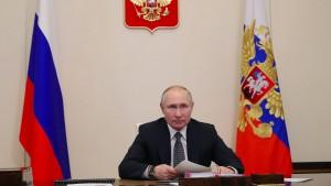 Putins Spiel mit der Angst