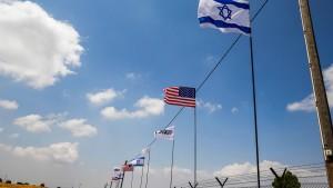 Trump erkennt Israels Souveränität über Golanhöhen an