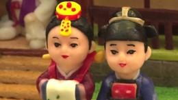 Zucker-Schau für Kim Il-sung