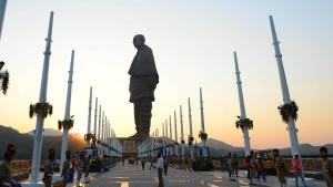 Indien weiht die größte Statue der Welt ein
