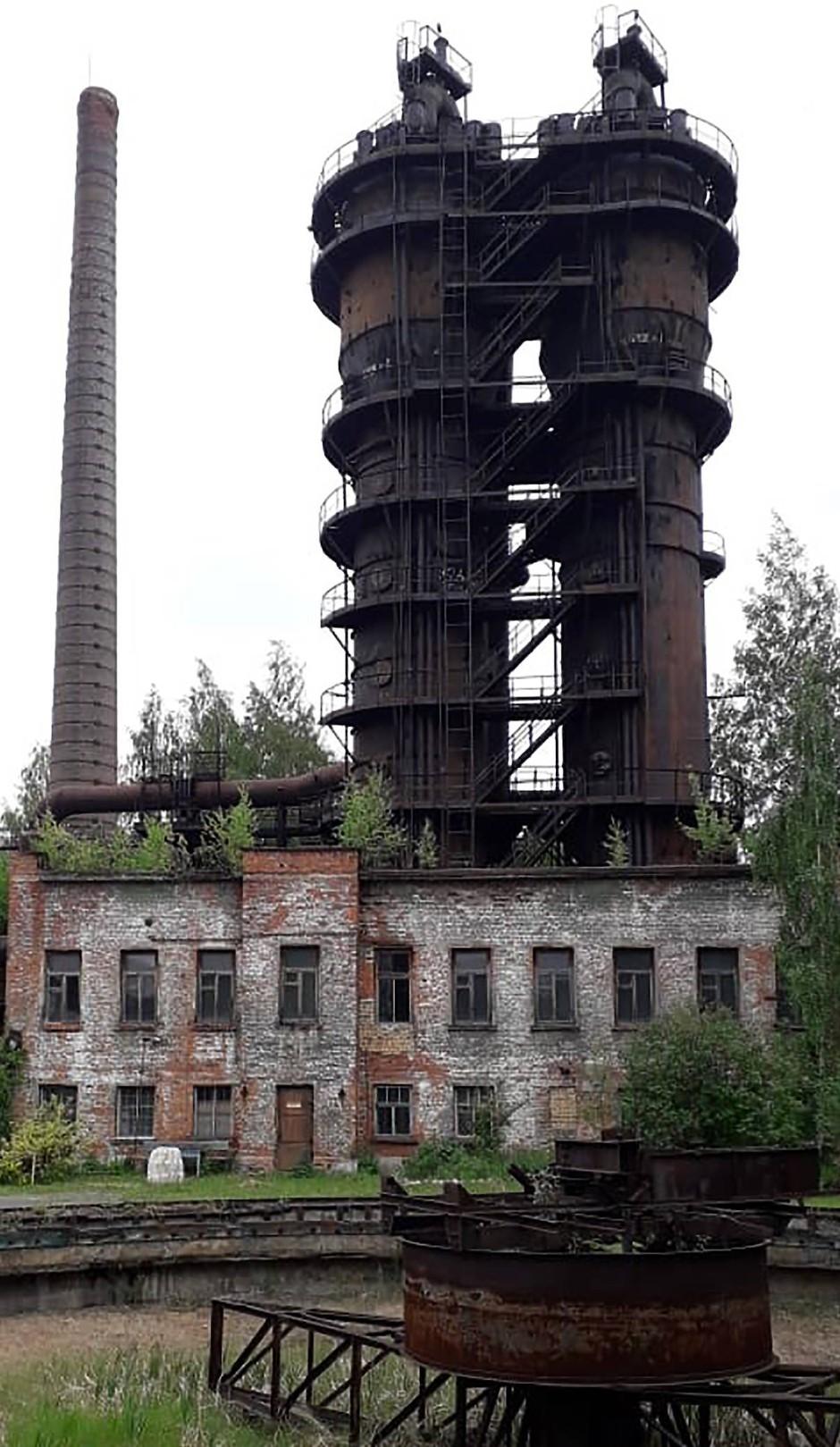 Die Nibelungenschmiede von Nischni Tagil: Das historische Eisenwerk des Demidow-Klans