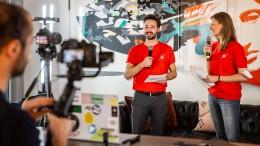 Start-up-Safari in sechs Städten und in Präsenz