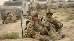 Wo die Bundeswehr lernte, was Krieg wirklich ist