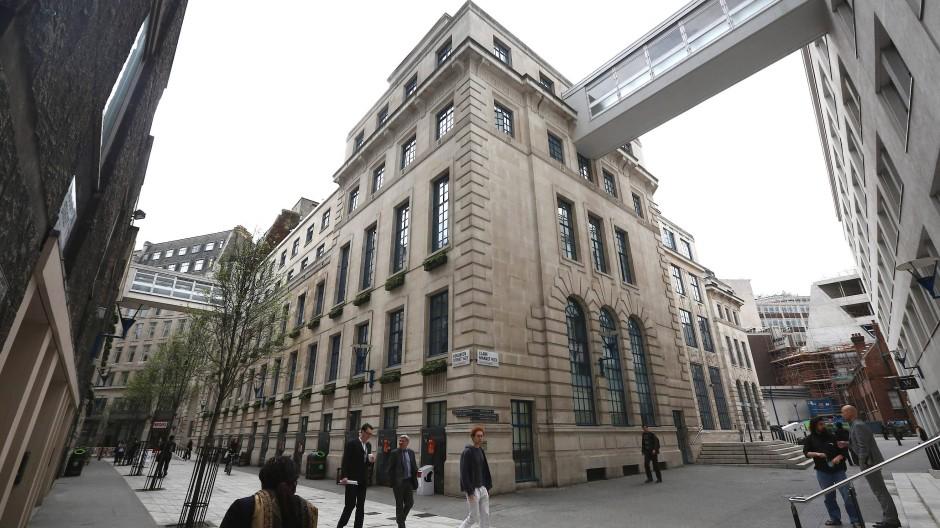 Zeitweilig in Versuchung: die London School of Economics