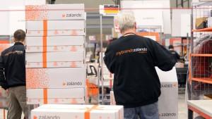Wer läuft weiter als Zalando-Mitarbeiter?