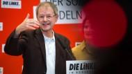 Früher in der SPD, heute Bundespräsidenten-Kandidat der Linken: Christoph Butterwegge