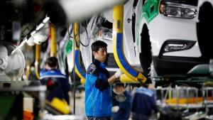 Südkoreas Regierung rettet GM Korea