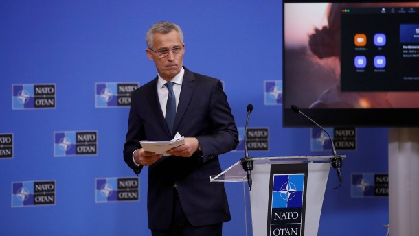 Bei der NATO geht's ans Eingemachte