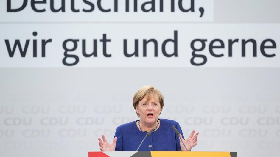 Angela Merkel kritisiert türkische Reisewarnung