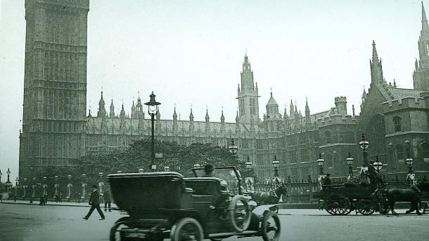 """""""Die Briten hatten das Auto schon reguliert, bevor es erfunden wurde"""""""