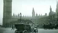 Die Briten hatten das Auto schon reguliert, bevor es erfunden wurde