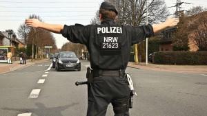 Deutschland braucht mehr Polizisten