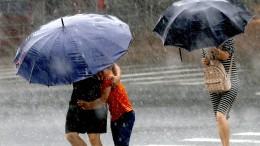 Wie sich Städte für heftige Regenfälle rüsten