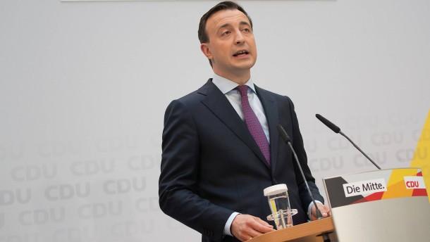 """Ziemiak: """"CDU hat die Herzkammer der Sozialdemokratie gebrochen"""""""