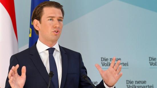 Bundeskanzler Kurz verspricht Aufklärung