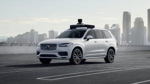 Uber und Volvo treiben autonomes Fahren voran