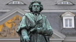 Künstliche Intelligenz vervollständigt Beethovens Werk