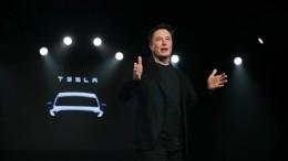 """Das """"vorgezogene Weihnachtsfest"""" mit Elon Musk"""