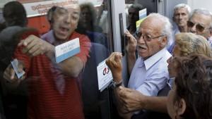 Muss Griechenland jetzt aus dem Euro ausscheiden?