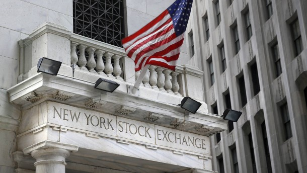 Anleger-Frust über Trump belastet New Yorker Börse