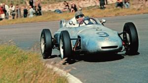 Die Zukunft fährt in der Formel 1