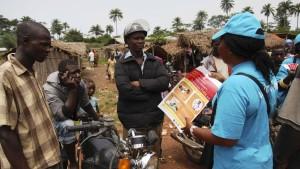 Ebola-Epidemie außer Kontrolle