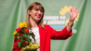 Saar-Grüne stellen mit Dillschneider doch eine Frau als Spitzenkandidatin auf