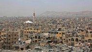 Die syrische Stadt Douma