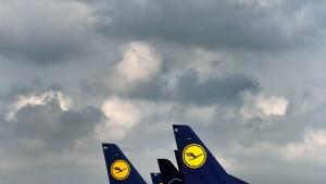 Brüssel genehmigt Rettungspaket für Lufthansa