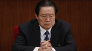 Früherer Sicherheitschef in China wird angeklagt