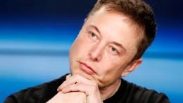 Elon Musk kriegt Ärger mit seinen Investoren