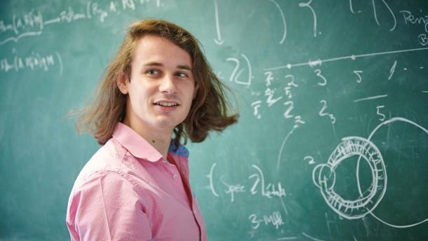 Brückenbauer zwischen Geometrie und Zahlen