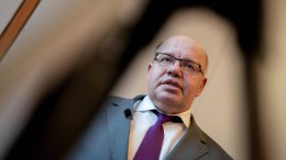 Altmaier will Terminals für Flüssiggas