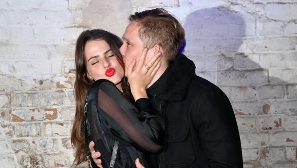Schluss jetzt, wir müssen küssen