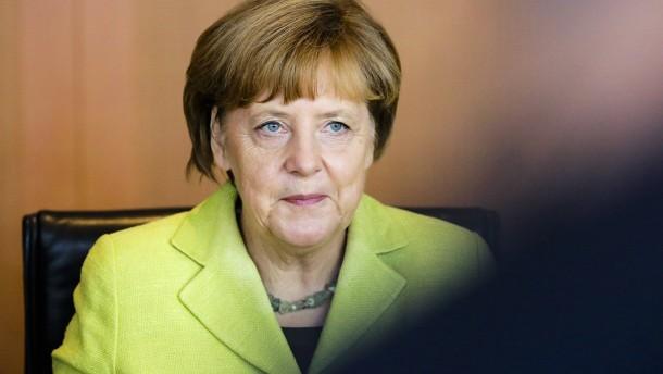 2014-10-17 // Merkel beharrt auf Frauenquote in Firmen