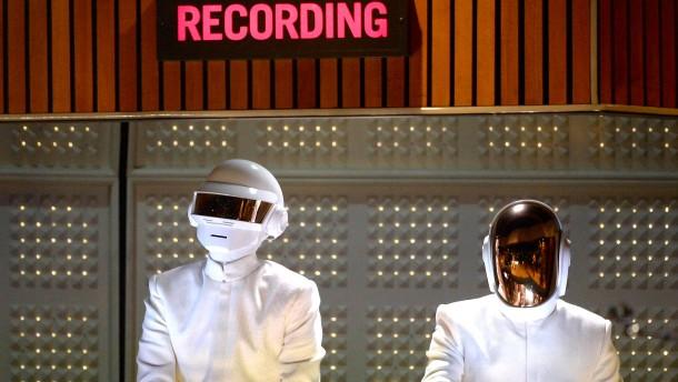 Daft Punk trennen sich