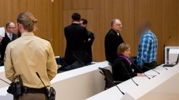 Mutmaßliche Syrien-Kämpfer vor Gericht