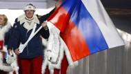 Dopingsperren gegen Russen aufgehoben