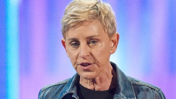 Haus von Ellen DeGeneres ausgeraubt