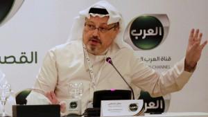 Wollte Saudi-Arabien Khashoggi zum Schweigen bringen?